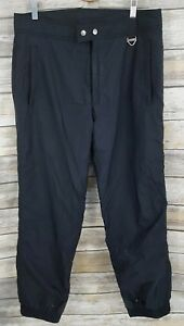 Tyrolia By Head Men S Black Insulated Snow Ski Pants Size