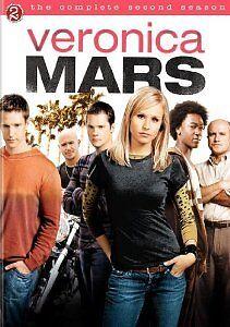 Brand-New-DVD-Veronica-Mars-The-Complete-Second-Season-2006-Kristen-Bell