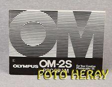 Olympus OM2S Program, original Creative Photography B 02402
