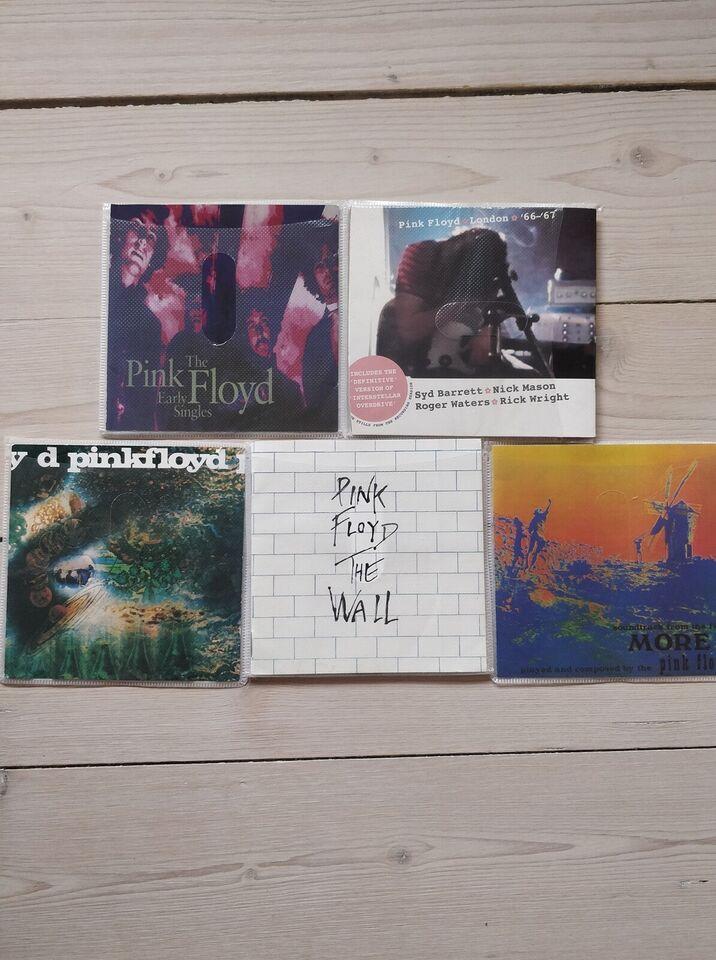 Pink Floyd: The wall m.fl., rock