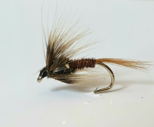 Crunchers Trout Flies 5 Colours Mixed Size 10 to 16 20 Pack by Dragonflies