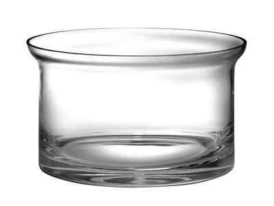 Barski Bell 6.25H Cut Crystal Made in Europe Hand Cut European Quality Glass