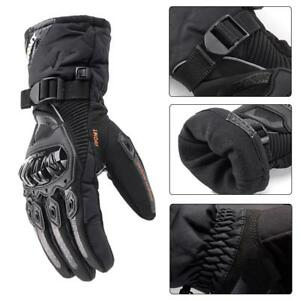THERMAL-WATERPROOF-CARBON-KNUCKLE-WINTER-MOTORBIKE-MOTORCYCLE-LEATHER-GLOVES-UK