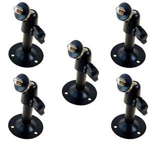 5x-Boxen-halterung-speaker-wandhalterung-Logitech-Z103-Z906-Z55-PIONEER-HTP-071