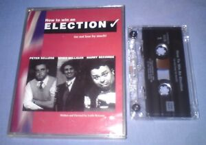 LESLIE-BRICUSSE-HOW-TO-WIN-AN-ELECTION-cassette-audio-book-A29