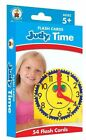 Judy Time Flash Cards Grades K - 5 by Carson-dellosa Publishing