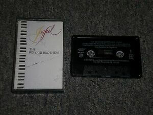 The Bowker Brothers~Joyful~1987 Christian Gospel~Cassette Tape~FAST SHIPPING!