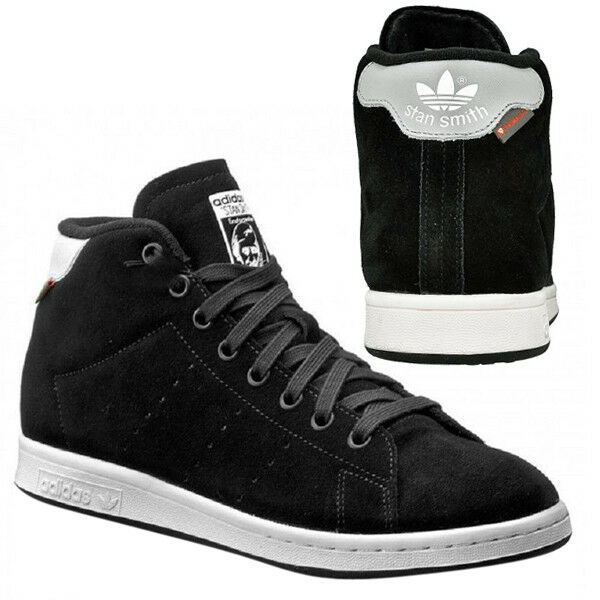Adidas originali stan smith winterized mens metà dei nero s80500 u15 | Di Alta Qualità  | Uomo/Donne Scarpa