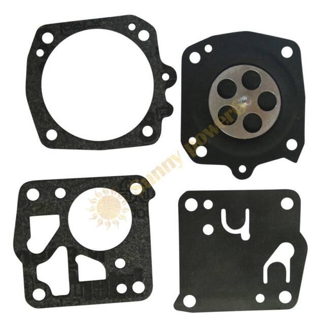 DG-5HS//T Genuine Tillotson HS /& HT Carburetor Gasket /& Diaphragm Kit