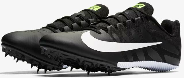 free shipping 5d8e2 3aafe New Nike Zoom Rival S 9 Track Mens Running Shoes Black 907564 017