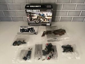 New-Mega-Bloks-Call-of-Duty-Collector-Construction-Set-Motorbike-Breakout-FP20
