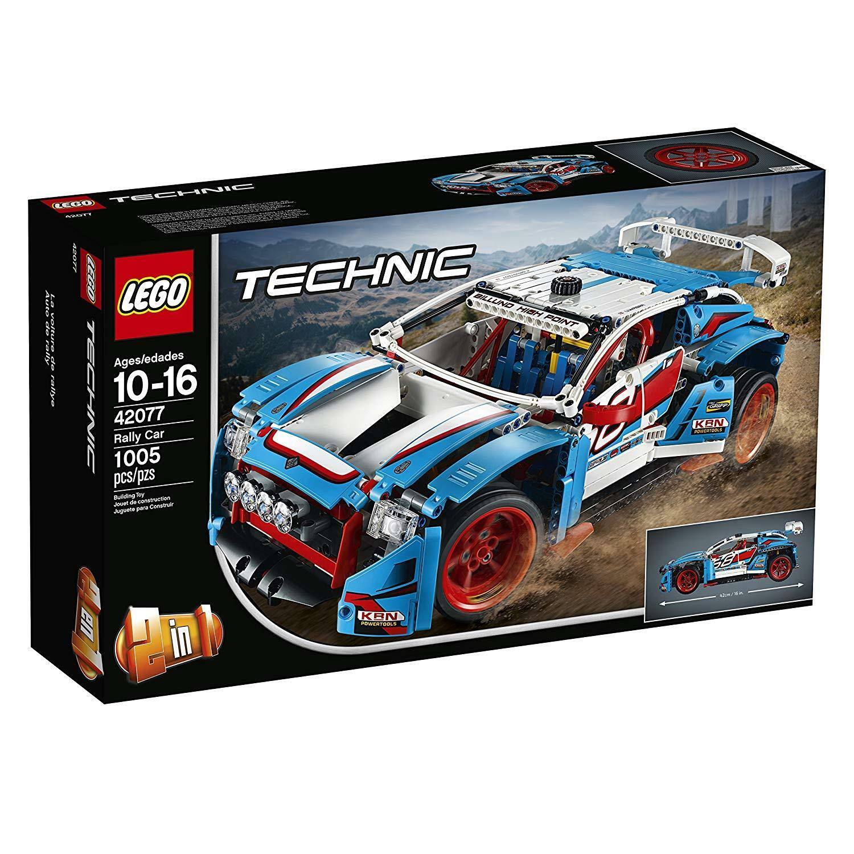 NEW Sealed  LEGO Technic Rally Car 2018 (42077)