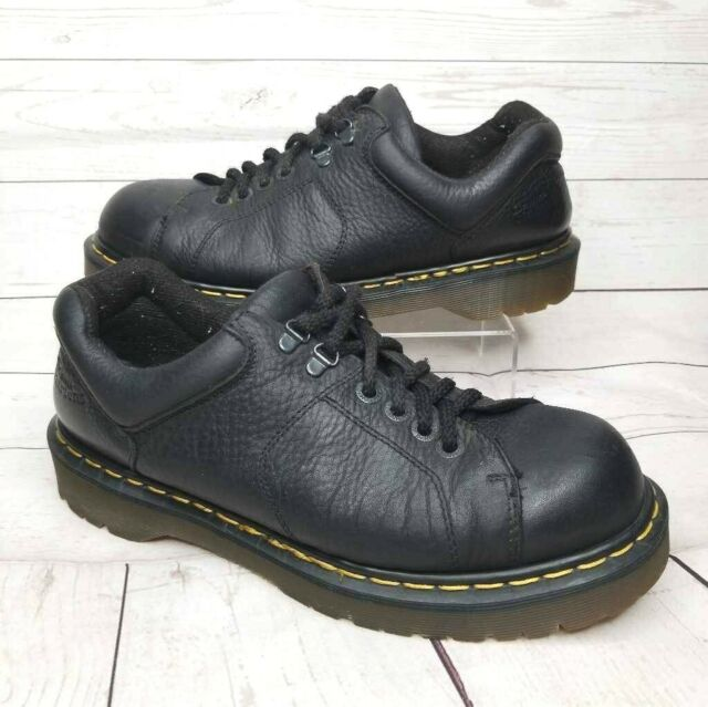 Dr. Martens Everley Black Leather Lace