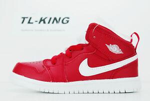 premium selection 598f2 9c94b Image is loading Nike-Air-Jordan-1-Mid-Retro-BT-Baby-