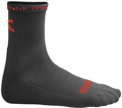 Fizik Winter Cycling Socks - Black Per Godere Di Alta Reputazione Nel Mercato Internazionale