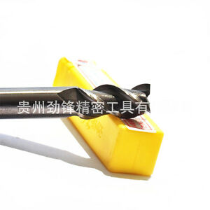 1pcs 7mm 3Flute HSS Aluminum HRC65-68° End mill D7*8*19*63Drill Bit