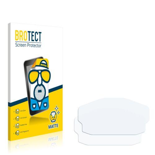 2x protector de pantalla mate ducati 1199 Panigale recubrimiento protector protector de pantalla Lámina