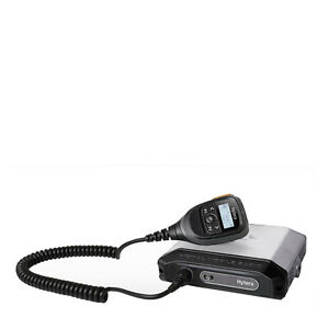 Hytera-md665-Uhf-25-Watts-Digital-Dmr-Mobile-Radio-de-dos-vias