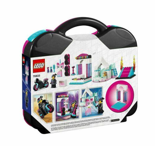 LEGO il film LEGO Lucy BUILDER MOTO Edificio RAGAZZE GIOCATTOLO REGALO DI NATALE