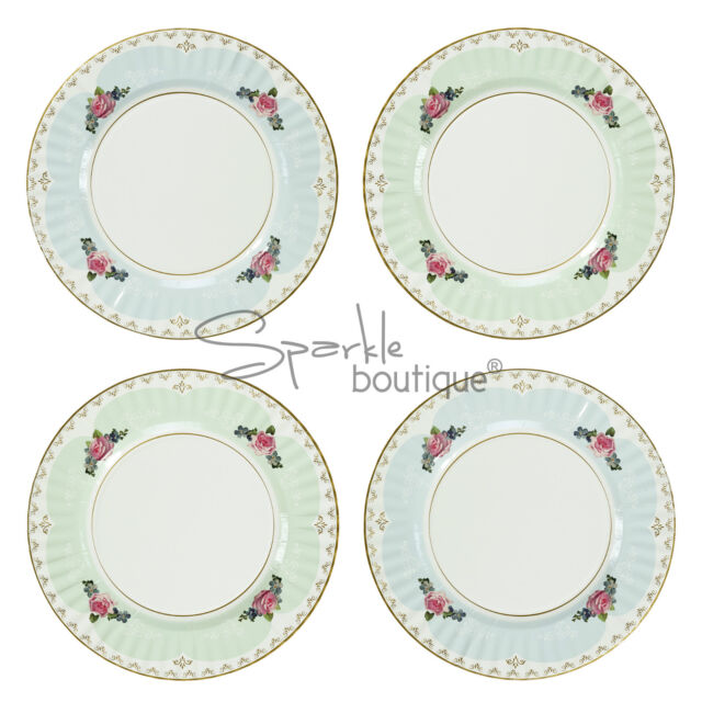 talking tables truly scrumptious paper dinner plates multi colour