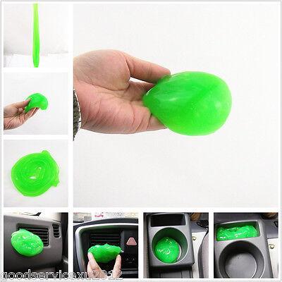 Practical Car Truck Dashboard/Console/Central armrest Clean Green Gel For Honda