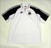Germany Deutschland 2000-2002 Home Kit Spieltrikot Shirt Jersey