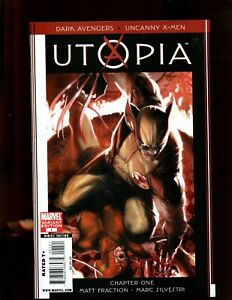 UTOPIA 8.5 DARK X-MEN #1 COMIC CON VARIANT
