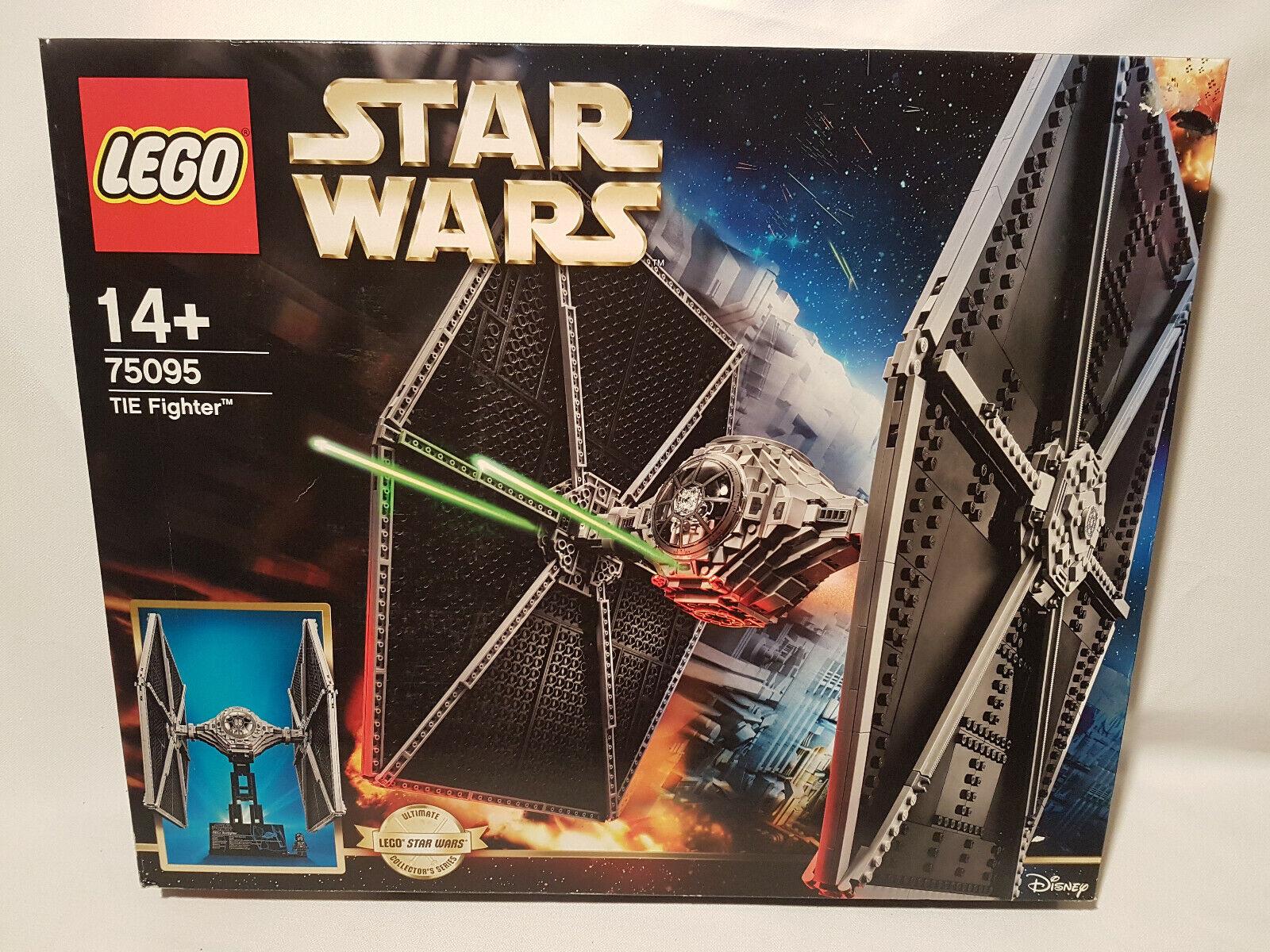 LEGO 75095 STARWARS Tie Fighter UCS NEUF, SCELLE