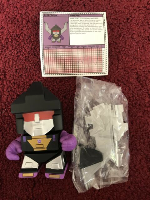 Case Lot of 16 Transformers Series 2 The Loyal Subjects Blind Box Figures