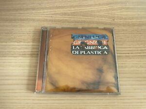 Gianluca Grignani _ La Fabbrica di Plastica _ CD Album _ 1996 Mercury