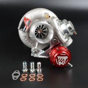 Details about Arashi Billet Turbo upgrade TD04HL 19T 6cm For VOLVO 850 S70  C70 B5254T Bolt-on