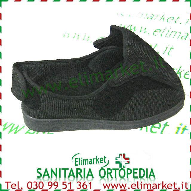 Schuhe morbide regolabili piedi gonfi diabetici delicati, per anziani carrozzina