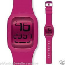 Swatch Watch Collection 2013 Digi Lily Touch Digital SURP102 Gift Men