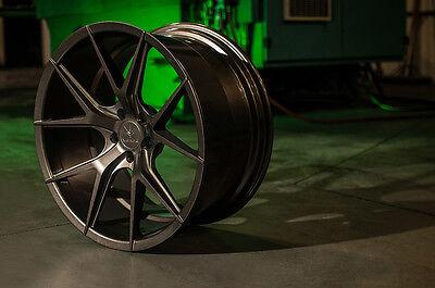VERDE AXIS in 10,5x22 für Porsche CAYENNE und AUDI Q7 in BRONZE GLOSSY