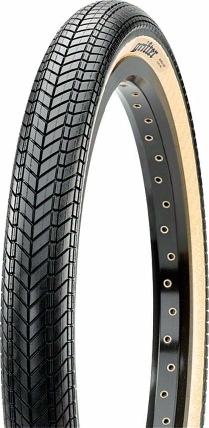 20 x 1.85 Maxxis Grifter Skinwall Foldable Kevlar BMX tire