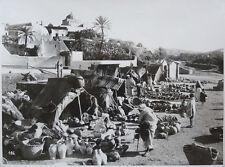 Photo Flandrin Maroc Tirage Argentique Vers 1920/30