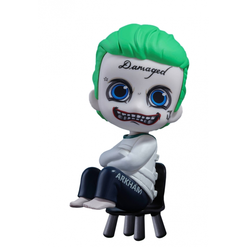 Cosbaby Hot Suicide Squad The Joker Arkham Asylum Version Hot Cosbaby Toys 6709b4