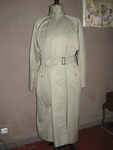 b25a4013d61bd TRENCH BURBERRY BURBERRYS LONDON FEMME WOMEN T XL 40 42 TBE   eBay