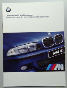 V12883-BMW-M5-5-0L-V8-400HP-CATALOGUE-01-98-A4-D