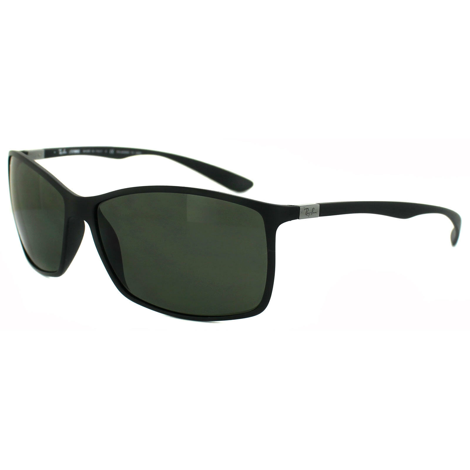 fe4dfebd93c54 Sunglasses Ray-Ban Rb4179 Liteforce 601s9a Matte Black Polarized for ...