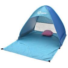 Anti UV Outdoor Pop Up Instant Portable Cabana Beach Tent Folding Sun Shelter  sc 1 st  eBay & Outdoor Anti UV Pop up Instant Portable Cabana Beach Tent Folding ...