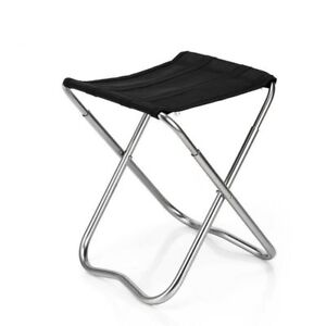 Fine Details About Aluminum Alloy Square Folding Canvas Ultralight Folding Chairs Fishing Stool Camellatalisay Diy Chair Ideas Camellatalisaycom