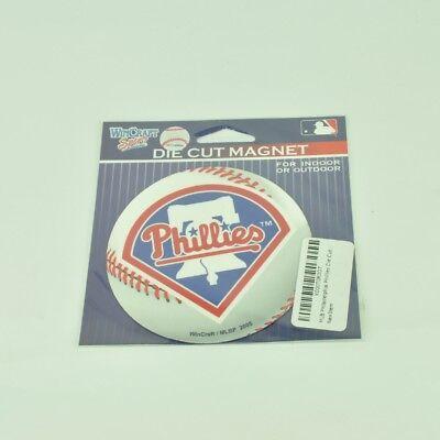 Fanartikel Mlb Philadelphia Phillies Gestanzt Magnet Sport Wincraft Sports Blau Rot Den Menschen In Ihrem TäGlichen Leben Mehr Komfort Bringen