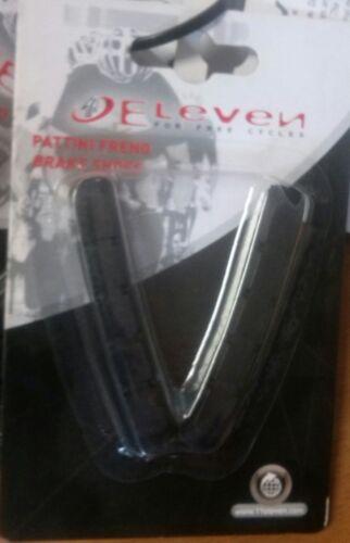 Bremsbeläge Fahrradteile & -komponenten Bremsbeläge für Fahrrad MTB eleven PT10NR schwarze Farbe