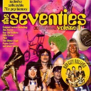 THE-SEVENTIES-VOLUME-1-various-CD-Compilation-Pop-Rock-very-good-condition