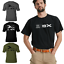 thumbnail 1 - New-Summer-Army-Fan-Glock-Commemorative-Short-Sleeve-T-shirt-Is-100-Cotton-Men