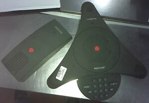 polycom soundstation p n 2201 03308 001 w power adapter. Black Bedroom Furniture Sets. Home Design Ideas