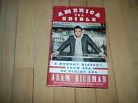 America The Edible Travel Channel Host Man V. Food Adam Richman Hungry History