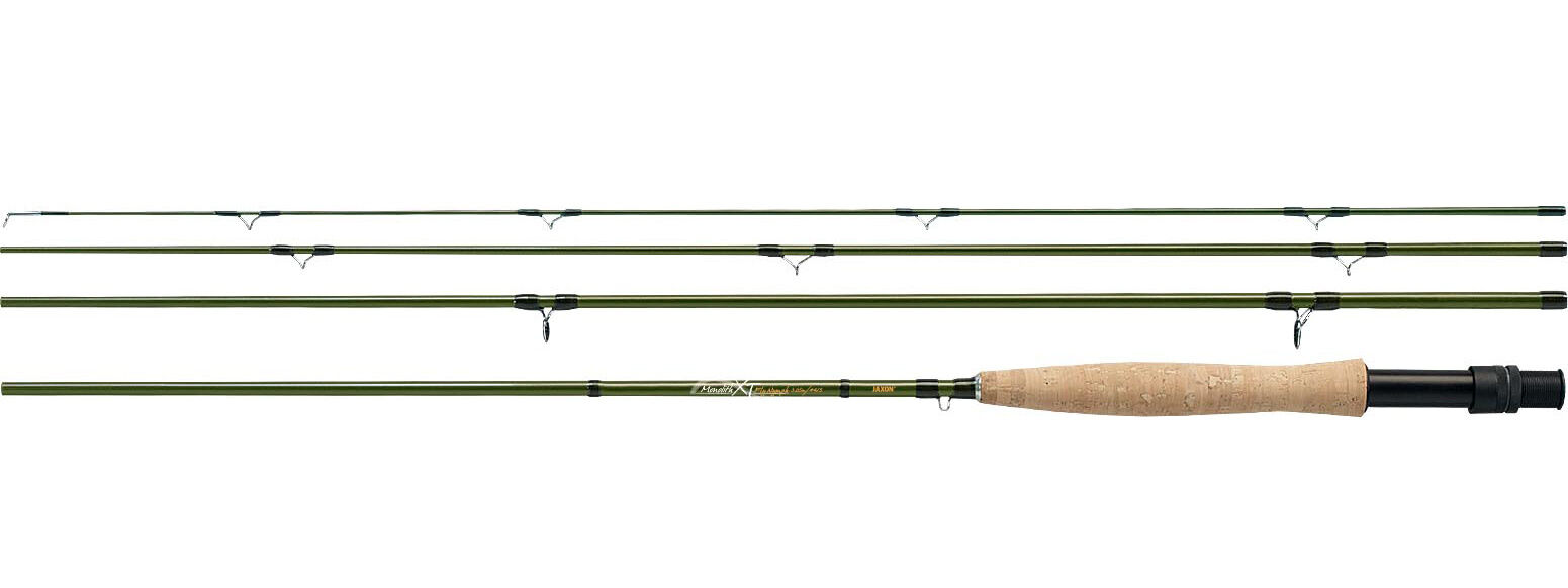 Jaxon Monolith XT Nymph Fly Rods/10ft  4/5 and 11ft  4/5/Mosche stadia