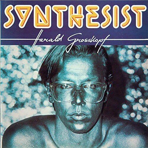 Harald Grosskopf - Synthesist [New Vinyl LP]